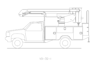 Bucket Truck VO-32-I