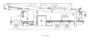 Bucket Truck VST-9000-I