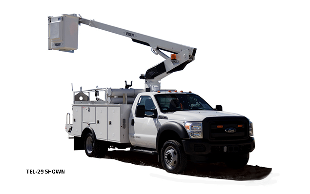 Bucket Truck | Versalift - TEL-29-IH End Mount Telescopic