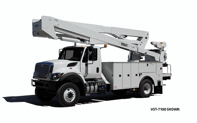 vst-7100-i electric utilities service